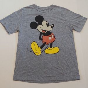 Classic Mickey Mouse graphic tee